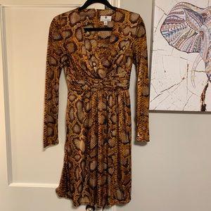 Altuzarra for Target snake print dress